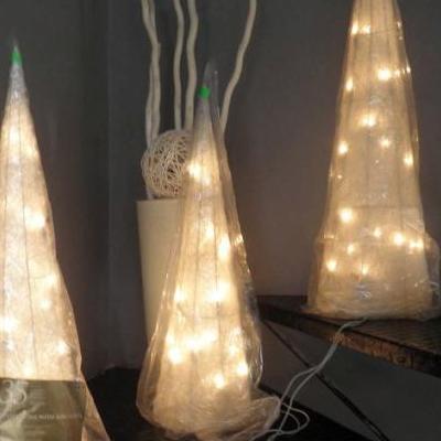 artykuły dekoracyjne lampki