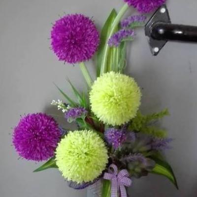 kwiaty wwazonie